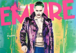 CINE | No, no es Marilyn Manson: es Jared Leto como The Joker