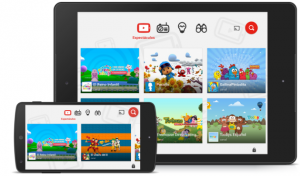 YouTube Kids llega a Chile