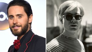 Jared Leto se transformará en Andy Warhol