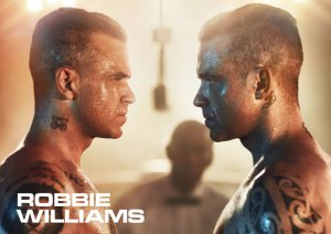 "Robbie Williams lanza su nuevo disco ""Heavy Entertainment Show"""