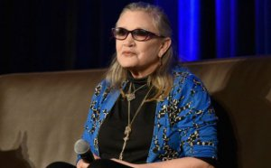 VIDEO | Este el obituario con que Carrie Fisher quiere ser recordada