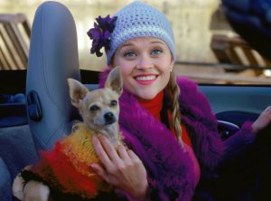 Reese Witherspoon amenaza con 'Legalmente Rubia 3'