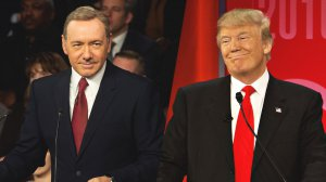 "Actores de ""House Of Cards"" comparan a Frank Underwood con Donald Trump y creen que ya nada es tan descabellado"