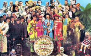 "5 datos curiosos del ""Sgt. Pepper's Lonely Hearts Club Band"" en su cumpleaños 50"
