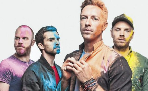 "Te presentamos ""All I Can Think About Is You"", la nueva canción de Coldplay"