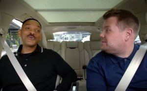 ¿Will Smith encarnará a Barack Obama? Entérate en este hilarante episodio de Carpool Karaoke