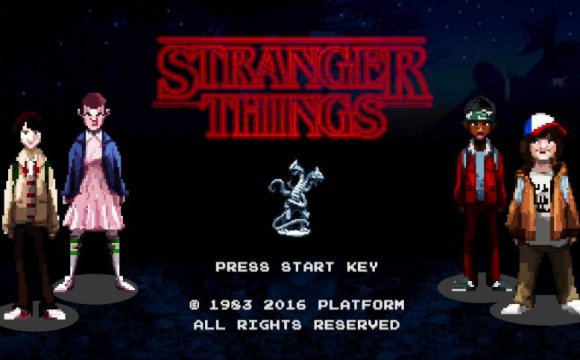 'Stranger Things: The Game' ya está disponible para iOS y Android