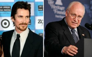 ¡Increíble! Mira la transformación de Christian Bale para interpretar a Dick Cheney