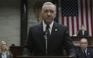 Netflix cancela 'House Of Cards' tras la polémica de Kevin Spacey