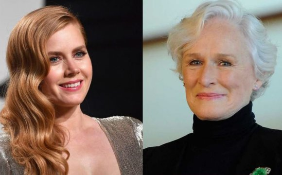 Image result for amy adams glenn close
